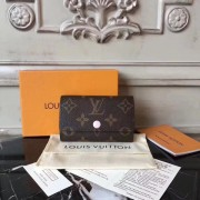 Louis Vuitton M61285 6 Key Holder Monogram Rose Ballerine