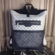 Louis Vuitton N40018 Matchpoint Backpack Damier Coastline