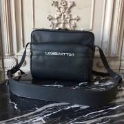 Louis Vuitton M31003 Messenger PM Taiga Leather