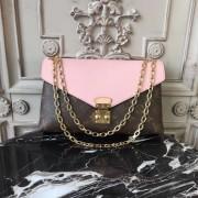 Louis Vuitton M41223 Pallas Chain Monogram Pink