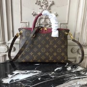 Louis Vuitton M41825 Pallas BB Monogram Canvas Burgundy