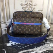 Louis Vuitton M43843 Messenger PM Monogram