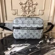 Louis Vuitton M43859 Messenger PM Monogram Silver