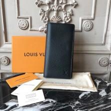 Louis Vuitton M58192 Brazza Wallet Taurillon Leather