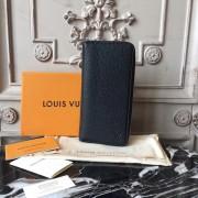 Louis Vuitton M58412 Zippy Wallet Vertical Taurillon Leather