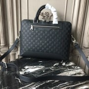 Louis Vuitton N41020 Avenue Soft Briefcase Damier Infini Leather Astral