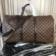 Louis Vuitton N41427 Keepall 50 Damier Ebene