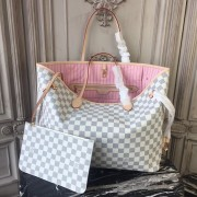 Louis Vuitton N41604 Neverfull GM Damier Azur Canvas