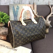 Louis Vuitton M41107 Speedy 35 Monogram Canvas
