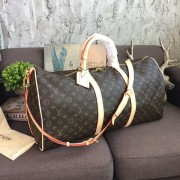 Louis Vuitton M41412 Keepall Bandoulière 60 Monogram Canvas