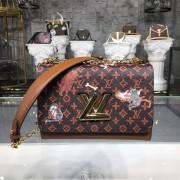 Louis Vuitton M44408 Twist MM Handbag
