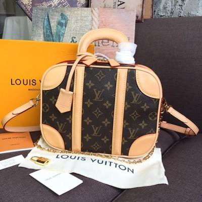 Louis Vuitton M44581 Mini Luggage Monogram Canvas