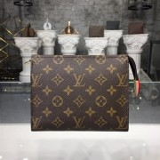 Louis Vuitton M47544 Toiletry Pouch 19 Monogram Canvas