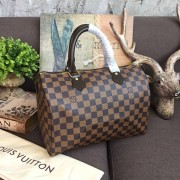 Louis Vuitton N41364 Speedy 30 Damier Ebene Canvas