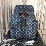 Louis Vuitton M43693 Discovery Backpack Monogram Upside Down Canvas