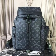 Louis Vuitton M43694 Discovery Backpack Monogram Other Canvas