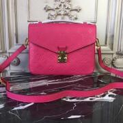 Louis Vuitton M44291 Luxury Monogram Handbag Pochette Metis Freesia
