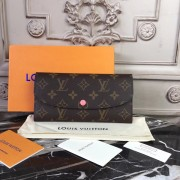 Louis Vuitton M60697 Emilie Wallet Monogram Sakura