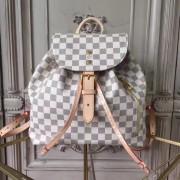Louis Vuitton N41578 Sperone Damier Azur Canvas
