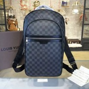 Louis Vuitton N58024 Michael Damier Graphite Canvas