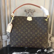 Louis Vuitton M43700 Graceful PM Monogram Pivoine