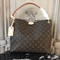 Louis Vuitton M43701 Graceful PM Monogram Beige