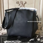 Louis Vuitton M51223 Babylone Chain BB Mahina Noir