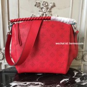 Louis Vuitton M51223 Babylone Chain BB Mahina Cherry