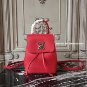Louis Vuitton M54573 Lockme Backpack Mini Lockme