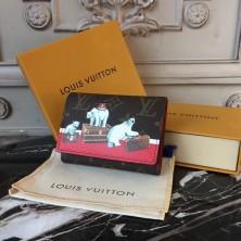 Louis Vuitton M62090 VICTORINE WALLET Monogram