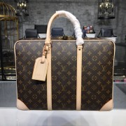 Louis Vuitton M40226 Porte Documents Voyage Monogram Canvas