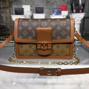 Louis Vuitton M44391 Dauphine MM Monogram Canvas
