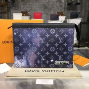 Louis Vuitton M44448 Pochette Voyage MM Monogram Other Canvas