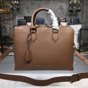 Louis Vuitton M53489 Dandy Briefcase PM Taurillon Leather
