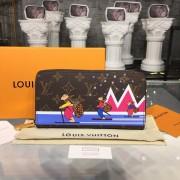 Louis Vuitton M63379 Zippy Wallet Monogram Canvas