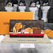 Louis Vuitton M63424 Sarah Wallet Monogram Canvas