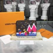 Louis Vuitton M63831 Zippy Coin Purse Monogram Canvas