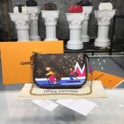 Louis Vuitton M67769 Mini Pochette Accessoires Monogram Canvas