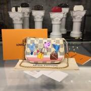 Louis Vuitton N64451 Mini Pochette Accessoires Damier Azur Canvas