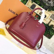 Louis Vuitton M40302 Alma PM Epi Leather