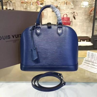 Louis Vuitton M40620 Alma PM Epi Leather