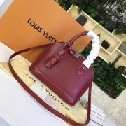 Louis Vuitton M40862 Alma BB Epi Leather