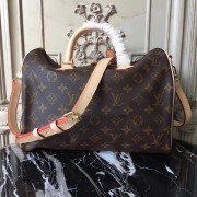Louis Vuitton M41112 Speedy Bandouliere 30 Monogram Canvas
