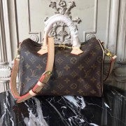 Louis Vuitton M41113 Speedy Bandouliere 25 Monogram Canvas