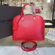 Louis Vuitton M41154 Alma PM Epi Leather