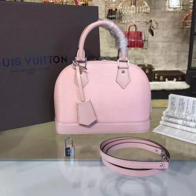 Louis Vuitton M41327 Alma BB Epi Leather
