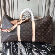 Louis Vuitton M41414 Keepall Bandoulière 55 Monogram