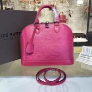 Louis Vuitton M42046 Alma PM Epi Leather