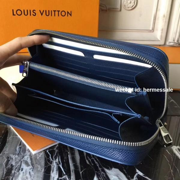 9fa933462753 Louis Vuitton M42098 ZIPPY XL WALLET Ocean