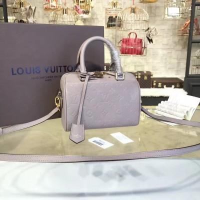 Louis Vuitton M42397 Speedy Bandoulière 20 Monogram Empreinte Leather